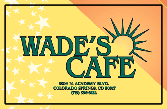 Wade's Cafe Gift Card